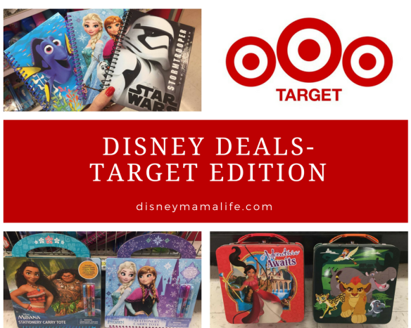 Disney Deals- Target Edition